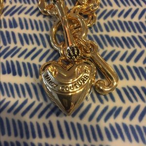 Juicy Couture Gold Neckle